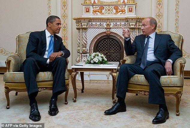 خاطره اوباما از اولین دیدارش با پوتین، تنش در ازدواج و سیگاری شدن در کاخ سفید