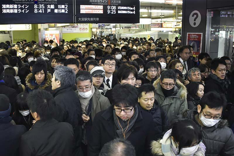 10 حقیقت جالب درباره ایستگاه های قطار ژاپن