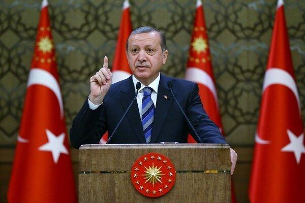 اردوغان: اتحادیه اروپا باید از نابینایی استراتژیک خلاص گردد