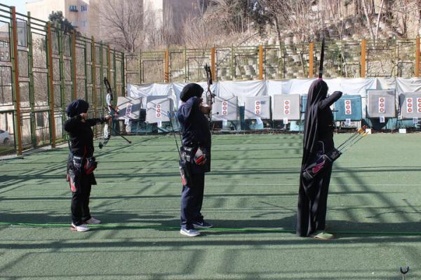 بوستان ها میزبان مسابقات ورزشی دهه مبارک فجر