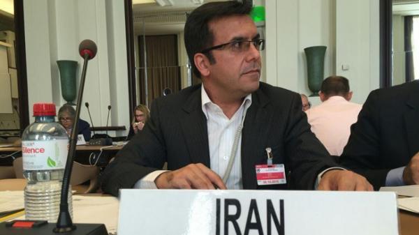 مصطفی آیتی به عضویت کمیته اجرایی تیر سازمان ملل انتخاب شد