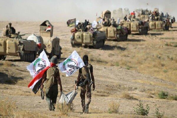 حشد شعبی یورش داعش به استان بابل را ناکام گذاشت