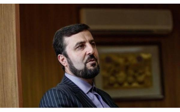 غریب آبادی: توقف قطعنامه حاصل رایزنی های ایران و هشیاری شورای حکام است