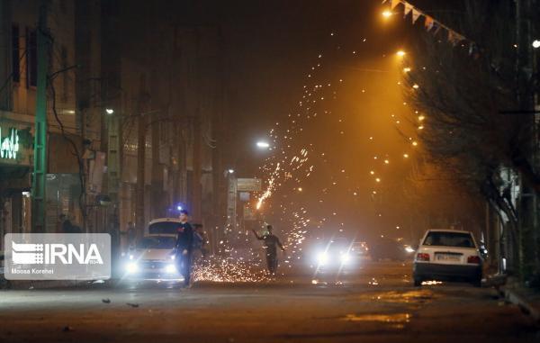 خبرنگاران 27 مورد آتش سوزی در کرج رخ داد