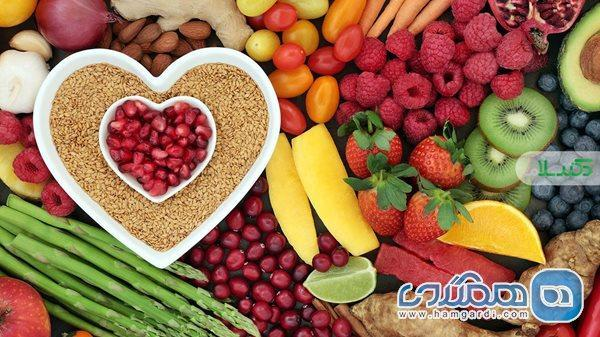تغذیه ای مناسب برای سلامت قلب