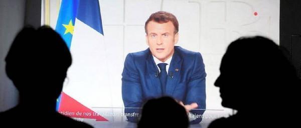 دو سوم فرانسوی ها به دولت مکرون در مقابله با بحران کرونا اعتماد ندارند