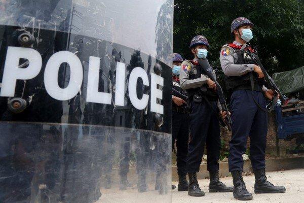 انفجار بمب در میانمار، 6 تن کشته و زخمی شدند