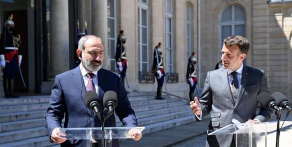 تداوم حمایت فرانسه از ارمنستان در تحولات قره باغ