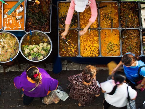آشنایی با جذاب ترین غذاهای خیابانی تایلند