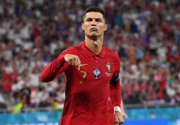یورو 2020، غافلگیری آلمان مقابل مجارستان در نیمه نخست، رونالدو به یک قدمی دایی رسید