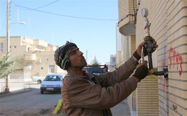 بهره مندی 98 درصدی شهرهای ایران از گاز طبیعی