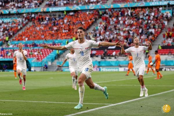 (ویدیو) خلاصه بازی هلند 0 - 2 جمهوری چک 6 تیر 00