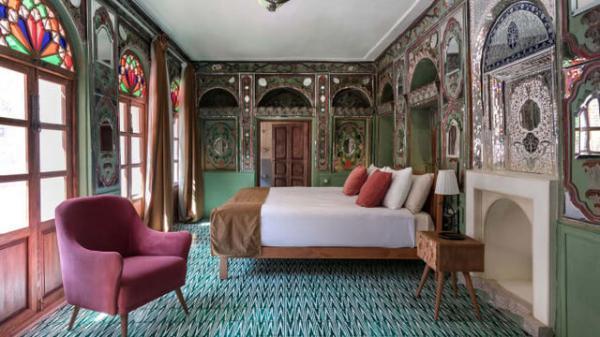 هتل های خاص ایران در رسانه آمریکایی