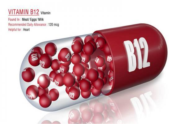 جنگ ویتامین B12 با ویروس کرونا