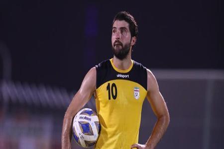 انصاری فرد:هیچ تیمی دوست نداشت در گروه ایران قرار بگیرد