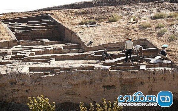محدوده تملک دانشگاه آزاد قم در محوطه تاریخی قلی درویش معین شد
