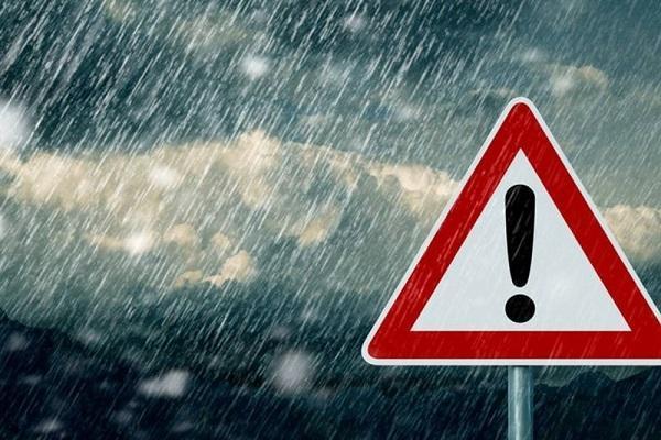 باران و صاعقه در 15 استان تا سه شنبه