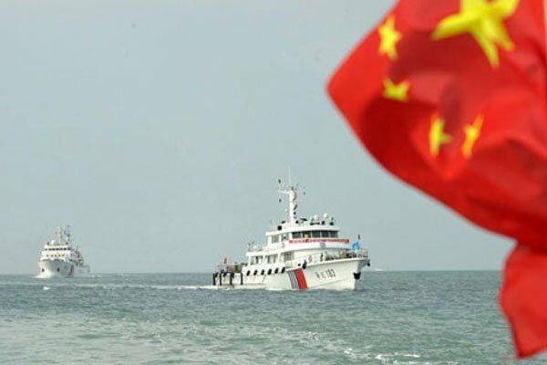 ارتش چین به حالت آماده باش کامل درآمد