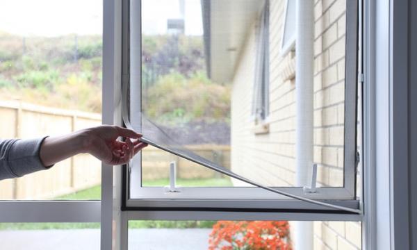 مقاله: انتخاب توری مناسب برای پنجره دوجداره
